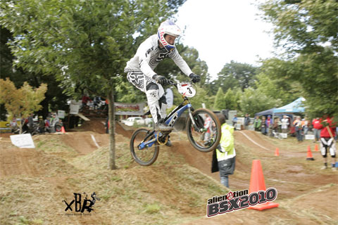 Luke Madill at BSX2010