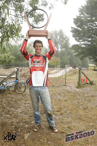 Josh Callan BSX2010 champion