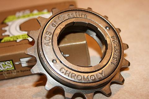 ACS Crossfire Freewheel