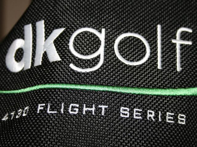 DK BMX flight bag