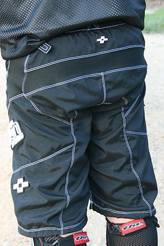 Faith Race Shorts