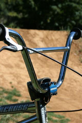 Fit Bikes Sky High bars