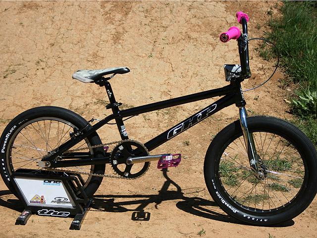 GHP BMX Pro XXL race frame