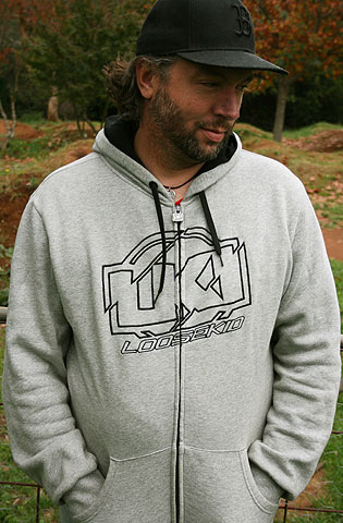 LooseKid Industries Reflect Hoodie