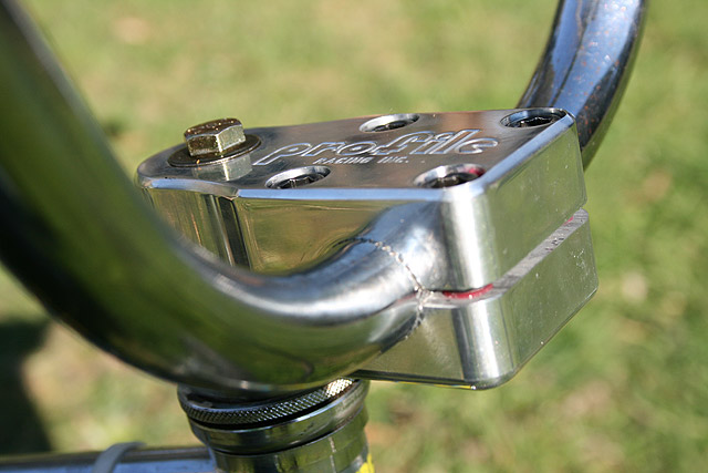 Profile Wedge Stem
