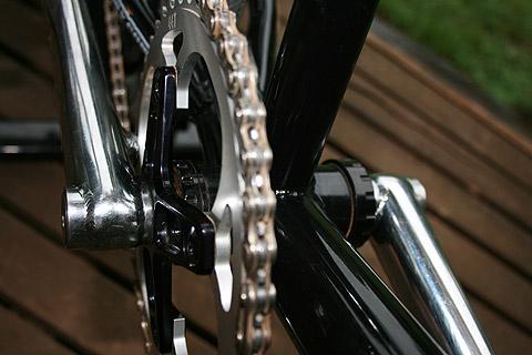 Profile Outboard bearing bottom bracket