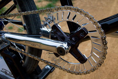Snap Series IV Chainring
