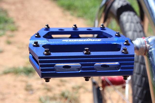 Speedline Platform Pedals