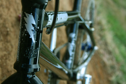 Supercross BMX Bolt frame