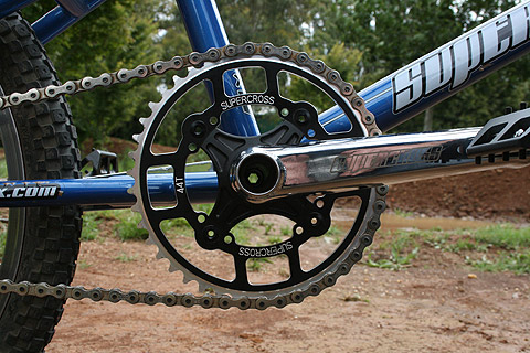 Supercross Cadence Chainring
