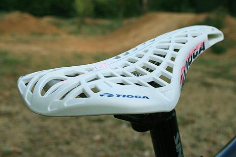 Tioga D-Spyder BMX seat