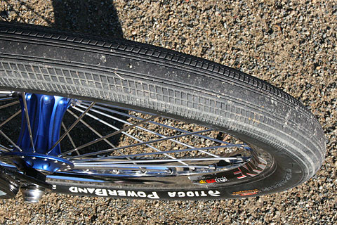 Tioga Power Block BMX tire