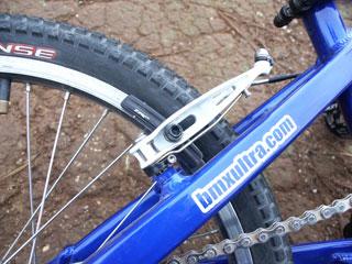 Tektro Donny Robinson Signature brakes