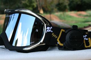 Utopia Warrant Bones goggles