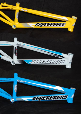 Supercross ENVY V3 (2013) frame