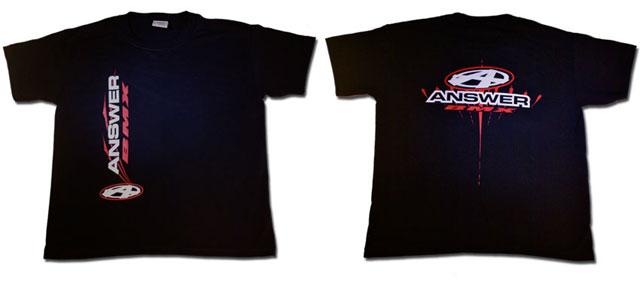 Answer BMX T-shirt