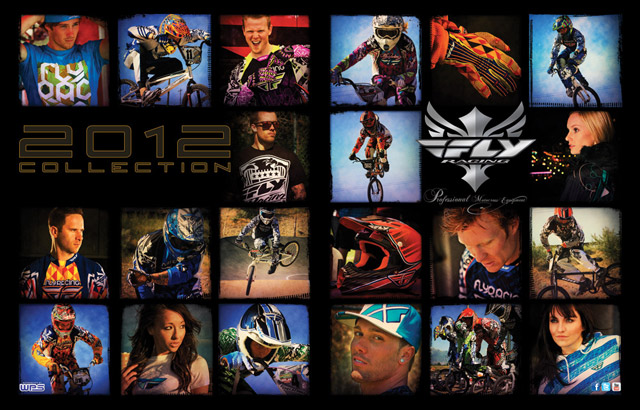 Fly 2012 BMX Collection