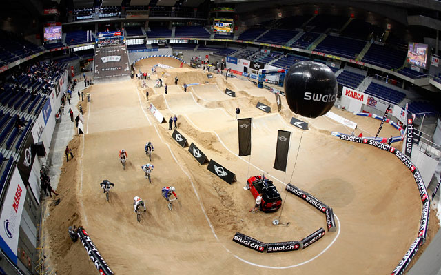 UCI SX Madrid