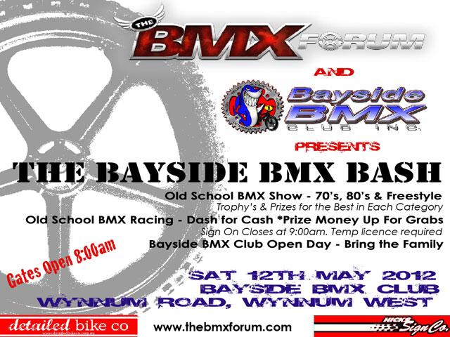 Bayside BMX Bash