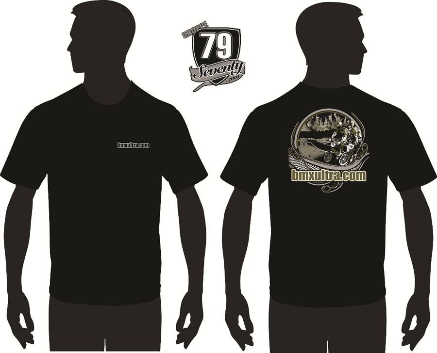 bmxultra.com t-shirt