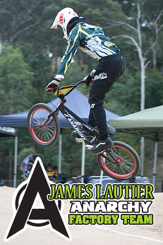 James Lautier Team Anarchy