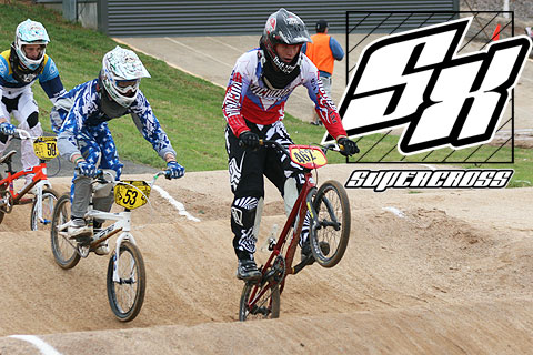 Max Cairns joins Supercross BMX Australia