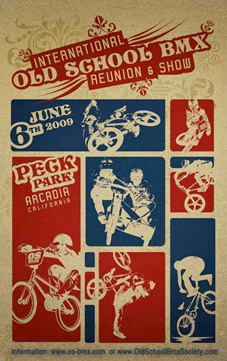 Old School BMX reunion