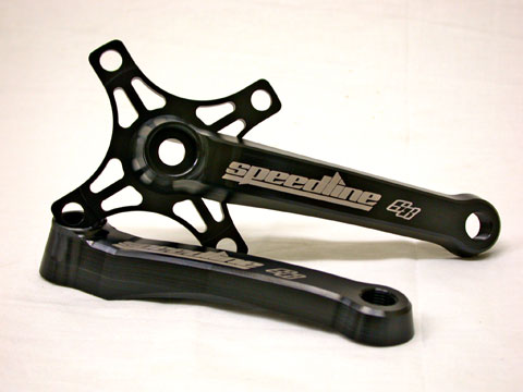 Speedline cranks