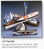 747 Padset