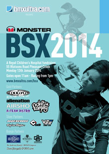 The Monster Products BSX2014