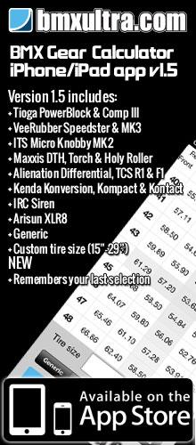 Gear Calculator - bmxultra com