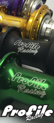 Profile Racing Elite Hubs