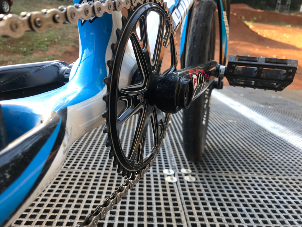 PROFILE RACING SPROCKET BOLT BMX BICYCLE CRANK BOLT