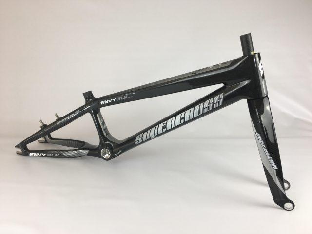 Product Spotlight: Supercross ENVY BLK V2 Carbon Frame - bmxultra.com