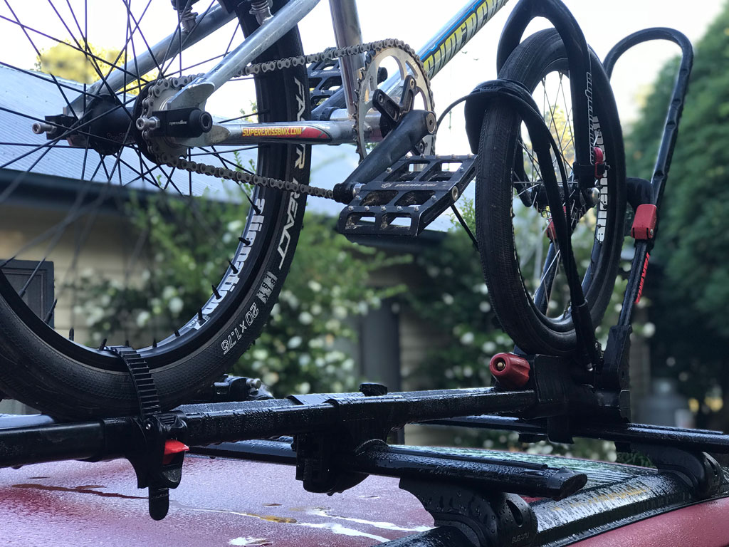 Yakima Frontloader Roof Mount Bike Rack Bmx Bmxultra Com