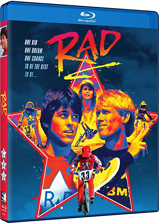 RAD BMX Movie